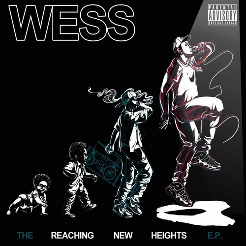 Wess – The Reaching New Heights E.P.