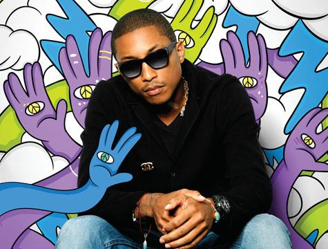 Pharrell To Launch Billionaire Girls Club, Working On Book