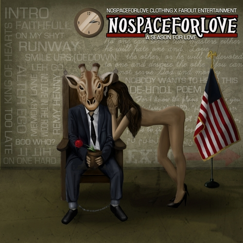 NoSpaceForLove – A Season For Love