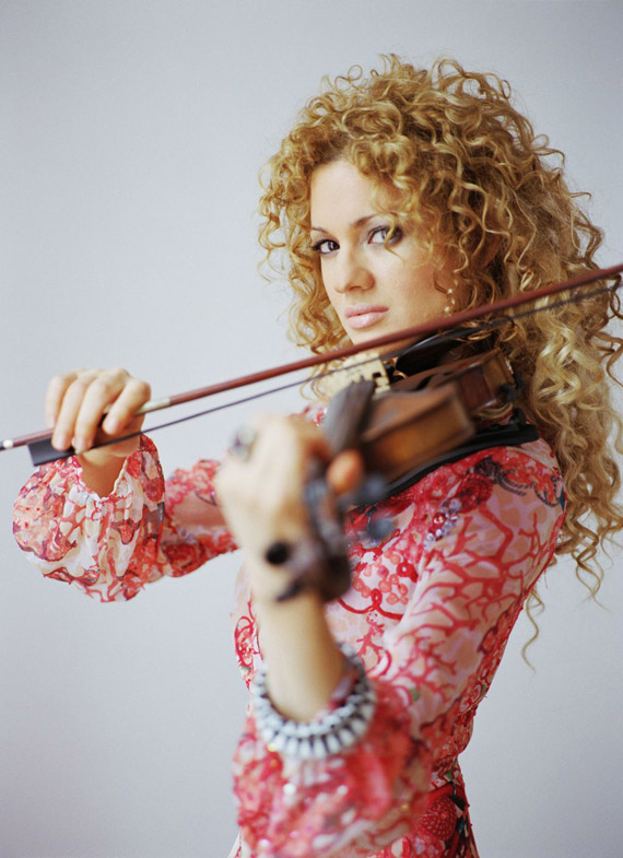 Tribute To Whitney Houston From Hip-Hop Violinist Miri Ben-Ari