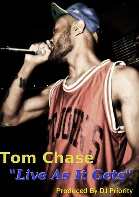 Tom Chase – Live As It Gets