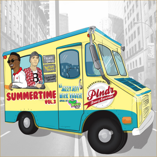 Mick Boogie and DJ Jazzy Jeff – Summertime Vol. 3