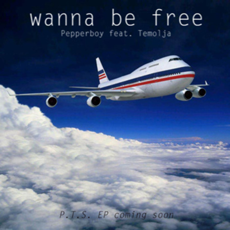 Pepperboy Feat. Temolja – Wanna Be Free