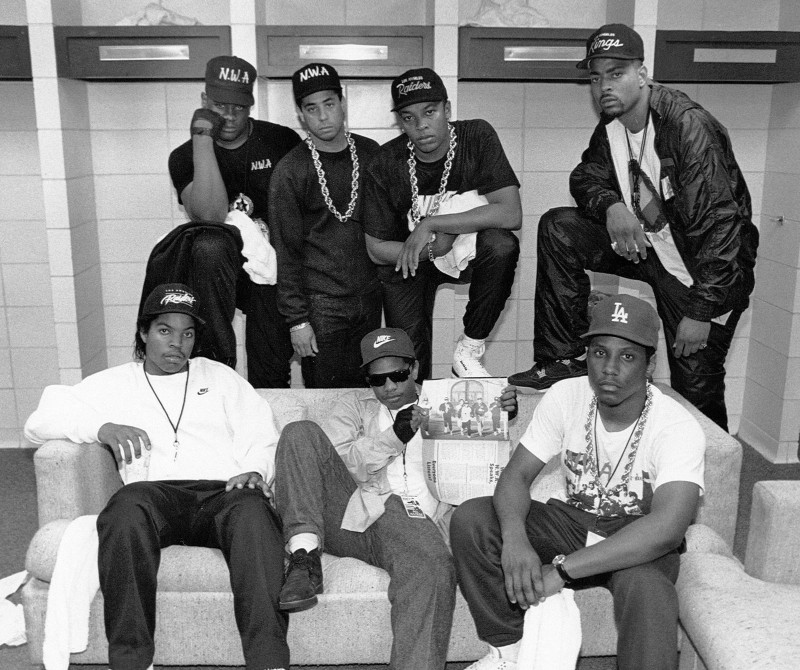 Public Enemy & N.W.A. Nominated For The Rock&Roll Hall of Fame