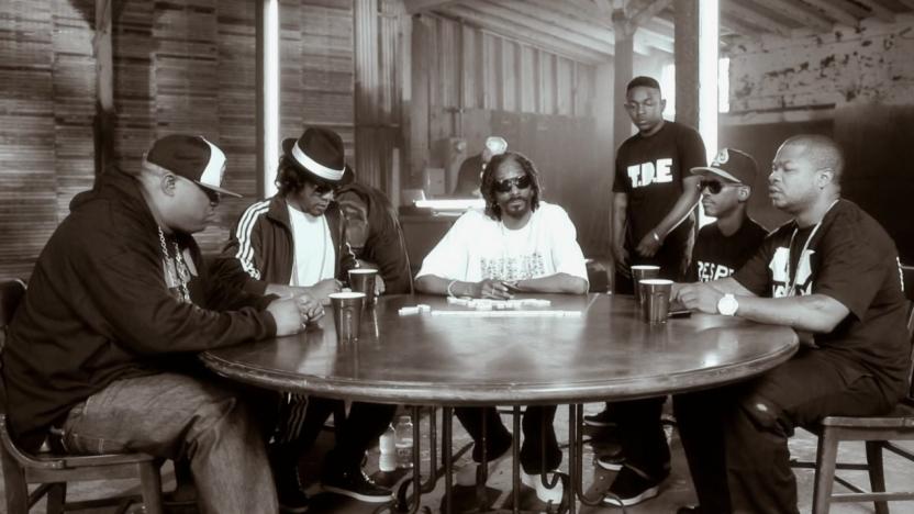 BET Hip-Hop Awards '12: Cyphers