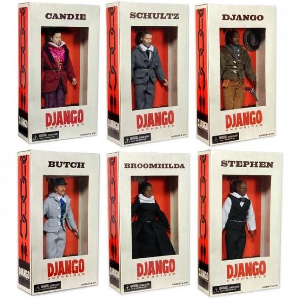 "Boycott Against ""Django"" Dolls"