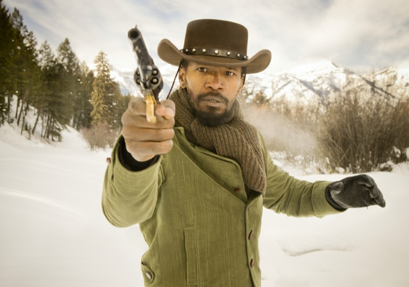 'Django Unchained' Gets Four Oscar Nominations