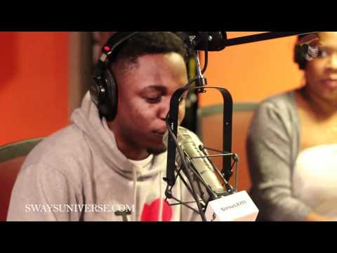 Kendrick Lamar (Freestyle) on Sway in the Morning