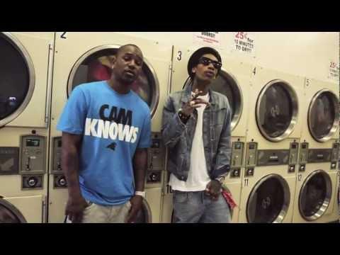 Wiz Khalifa Feat. Cam'ron – The Bluff