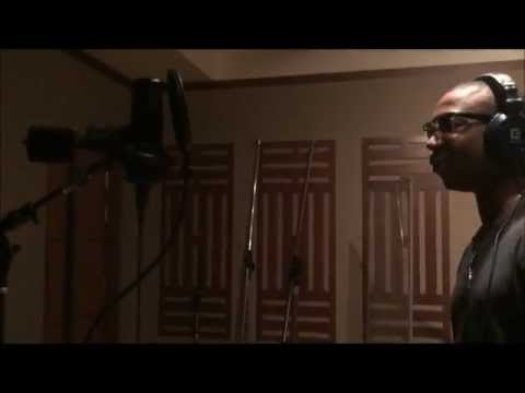 """In- Studio With Ja Rule For The Making Of """"Superstar"""""""