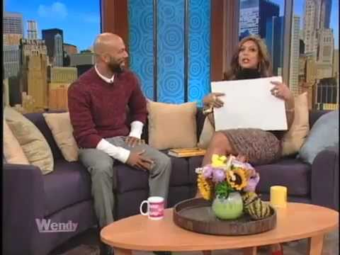 Common Freestyles On Wendy Williams Talk Show