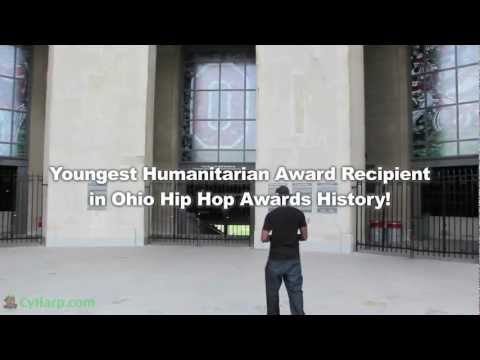 Cy Harp Wins Humanitarian Award @ OHHA