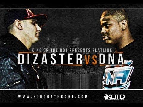 DNA vs Dizaster (Hosted By Drake) – Canada Rap Battle
