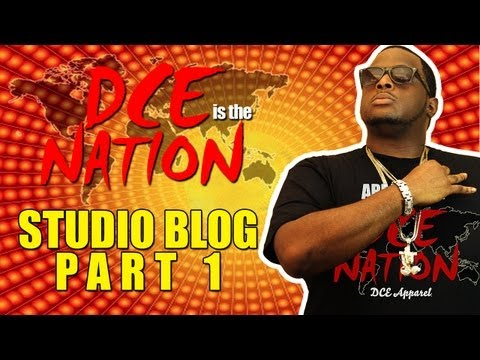 DCE is the NATION Studio Blog Part 1: Reese Head, L-Tech Da Teck, J Beats, Young Fresha