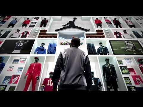 Yelawolf's Champs Sports Ad