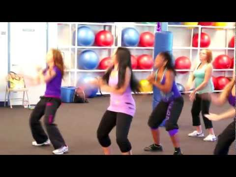 Tosha Scott [Zumba Fitness Edition] – Party
