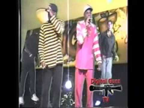 Jay-Z & Jaz-O – So What Cha Sayin' Freestyle [RARE] [VMG Approved]