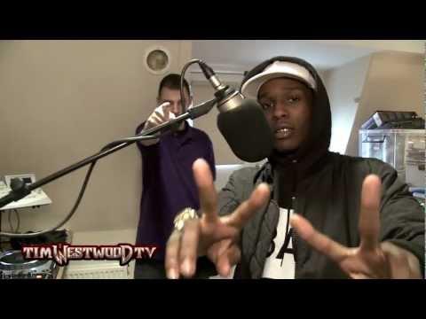A$AP Rocky – On Tim Westwood [Freestyle]
