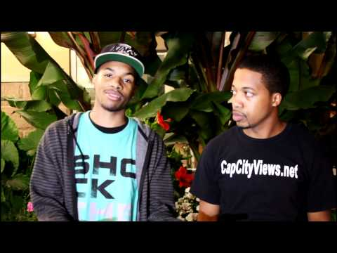Cali Kid Dubz Interview with CapCity