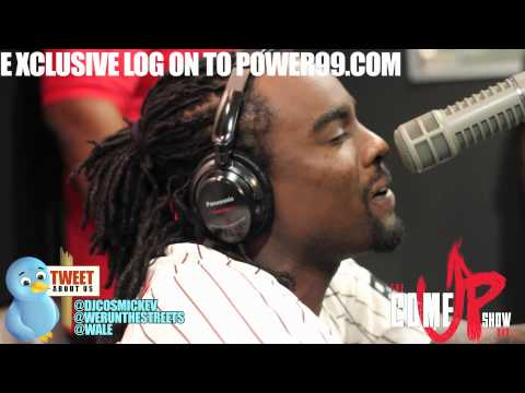 Wale (Freestyle) On The Come Up Show