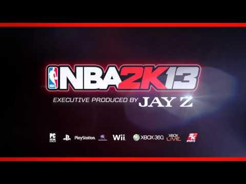 NBA 2K13 Is Executive Produced by JAY-Z