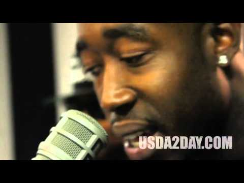 Young Jeezy and Freddie Gibbs (Freestyle) The Come Up Show