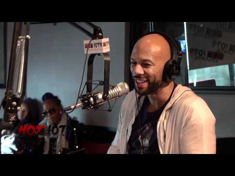 Common Discusses Serena Williams Booty