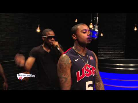Doug E. Fresh And Sons In The Backroom At 106 & Park