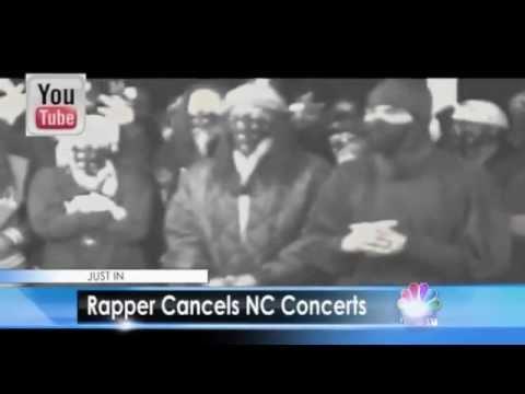 Rick Ross Cancels Concerts