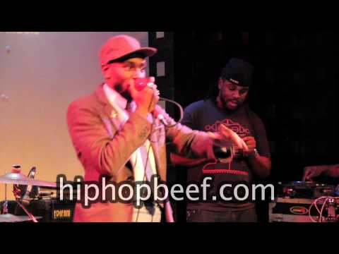 Mos Def Performs New Songs Produced By J. Dilla & Oh No In New York City, New York