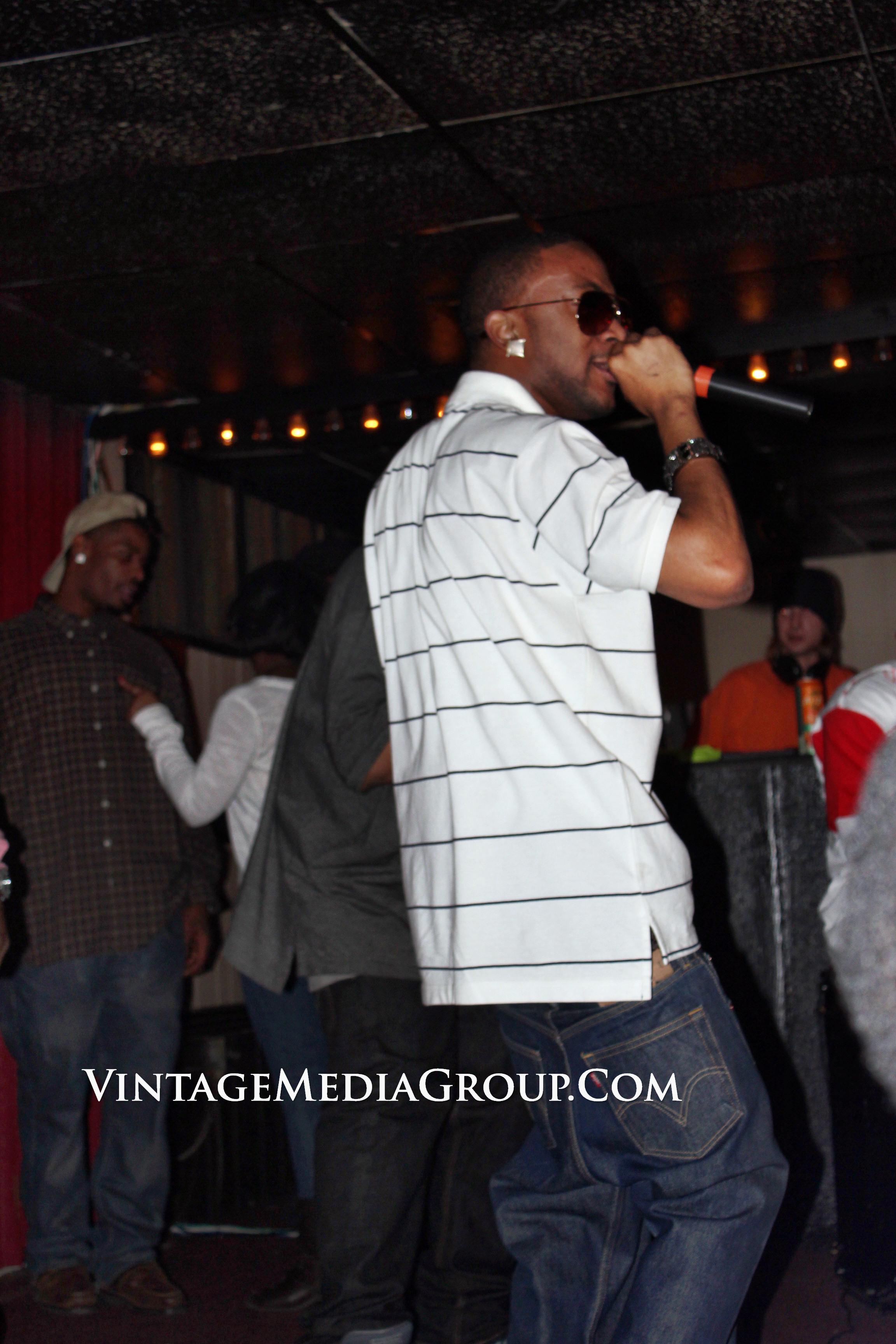 Hip-Hop Showcase [Club Jada] 3/11/11