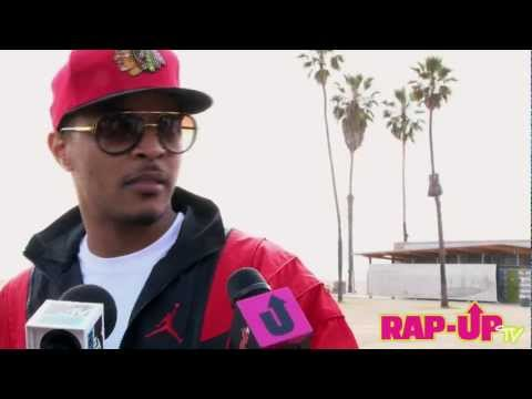 T.I. Claims New Album Is 60% Done