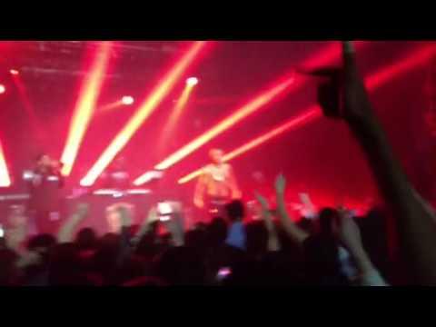 "Big Sean Debuts ""Fire"" In London"