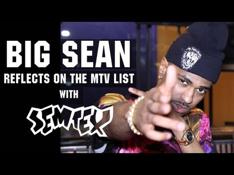 Big Sean Feels He Should Have Been Higher On MTV's List