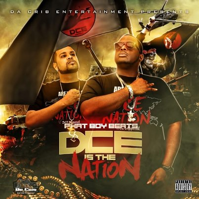 Phat Boy Beats – DCE is the Nation