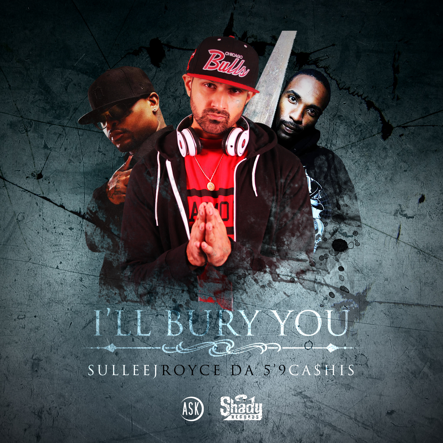 Sullee J Feat. Royce Da 5'9 & Cashis – I'll Bury You [VMG Approved]