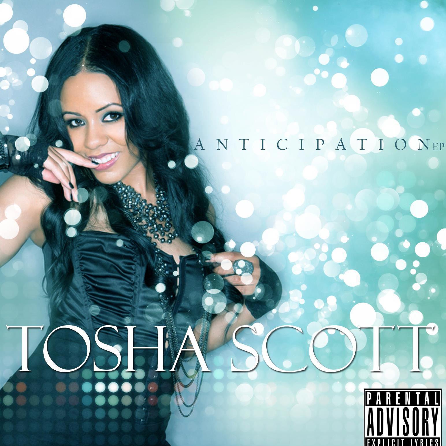 Tosha Scott – Anticipation EP