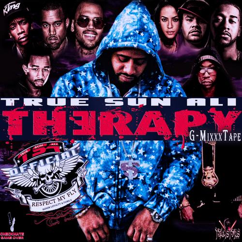 TSA (True Sun Ali) Feat. Various Artist – Therapy