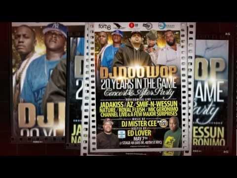 Dj Doo Wop 20th Anniversary Concert Promo #3