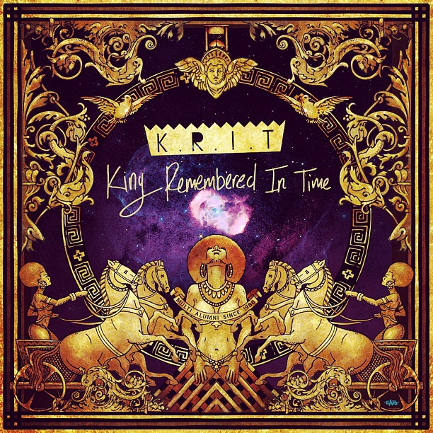 Big K.R.I.T. – King Remembered In Time [VMG Approved]