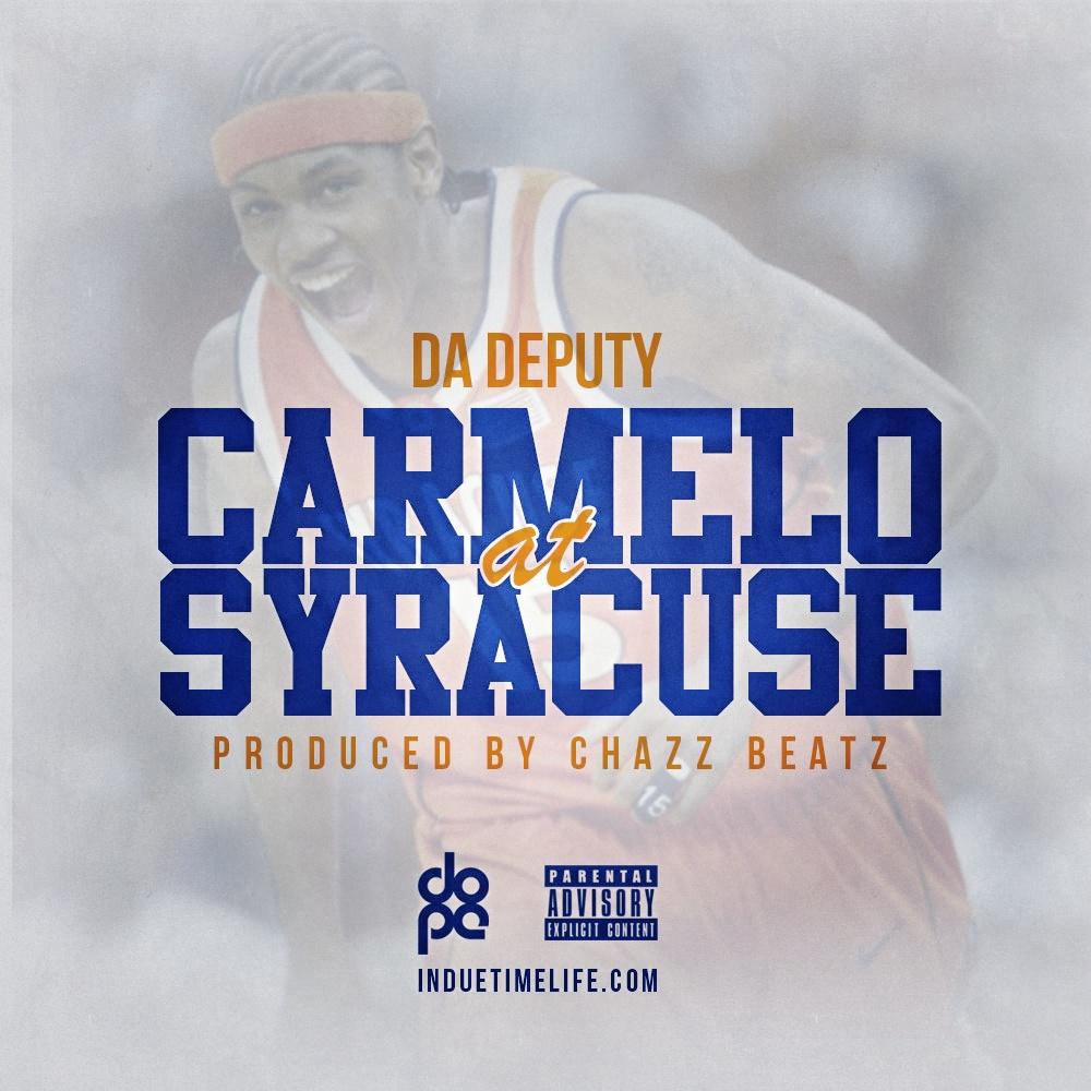 Carmelo at Syracuse (Artwork)