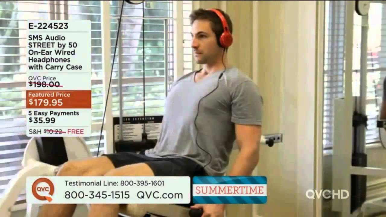 50 Cent Visits QVC