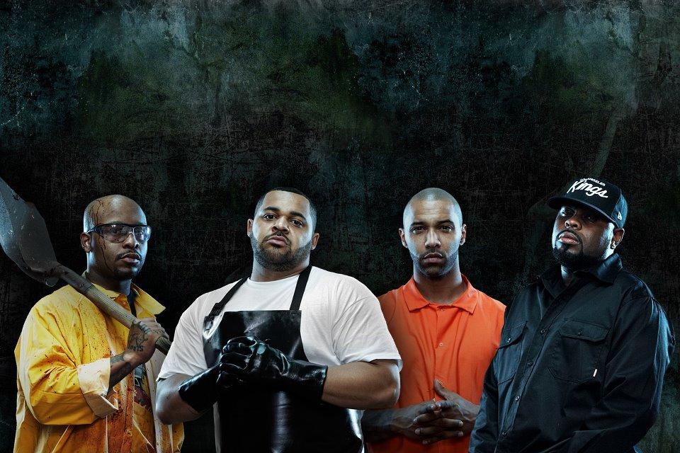 Slaughterhouse Announce New TV Show