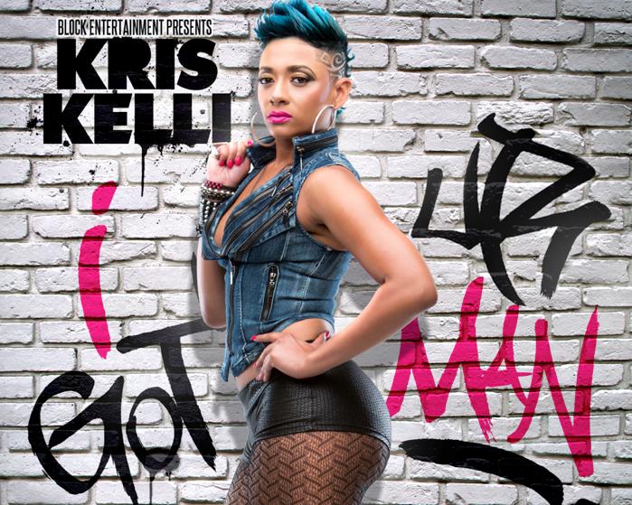 Kris Kelli – I Got UR Man