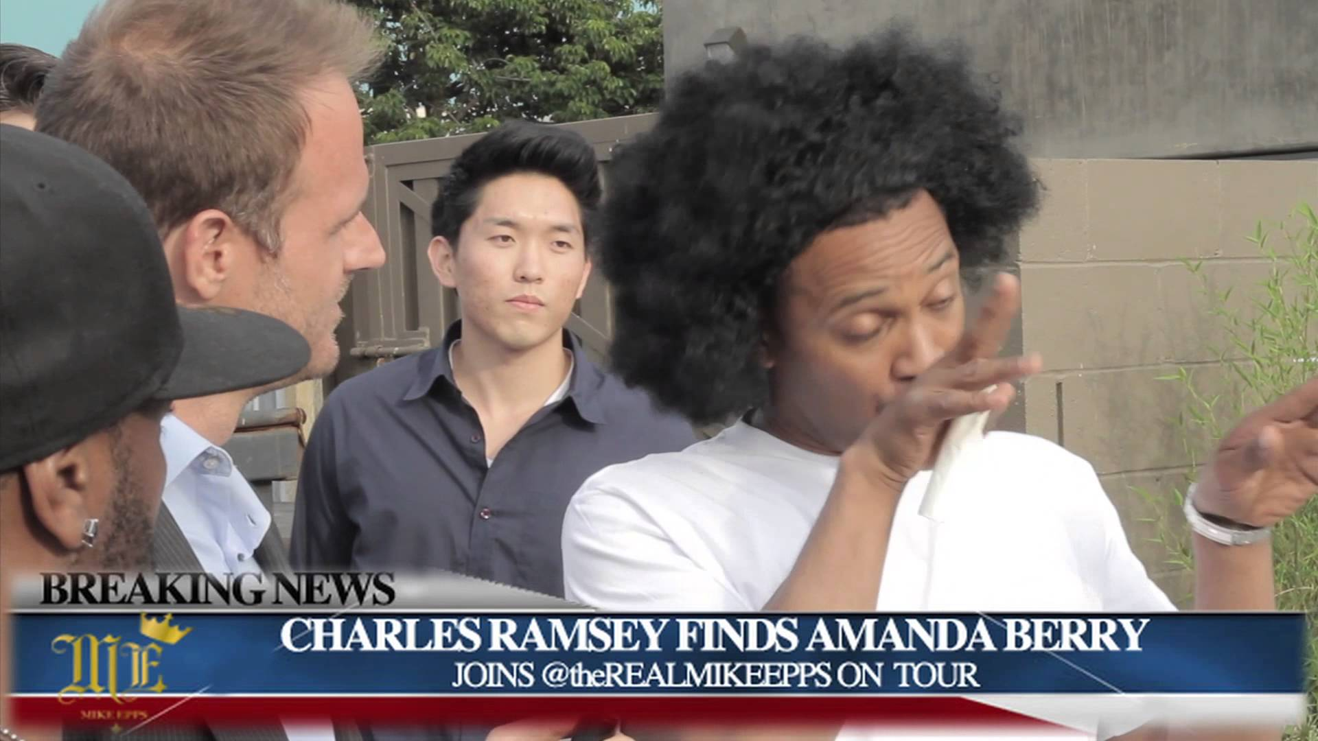 Mike Epps – Charles Ramsey Interview