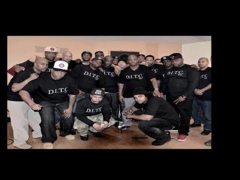 The D.I.T.C. Ent. Cipher Feat. DJ Premier, Majestic Gauge, A. Bless, Tashane, & A.G.