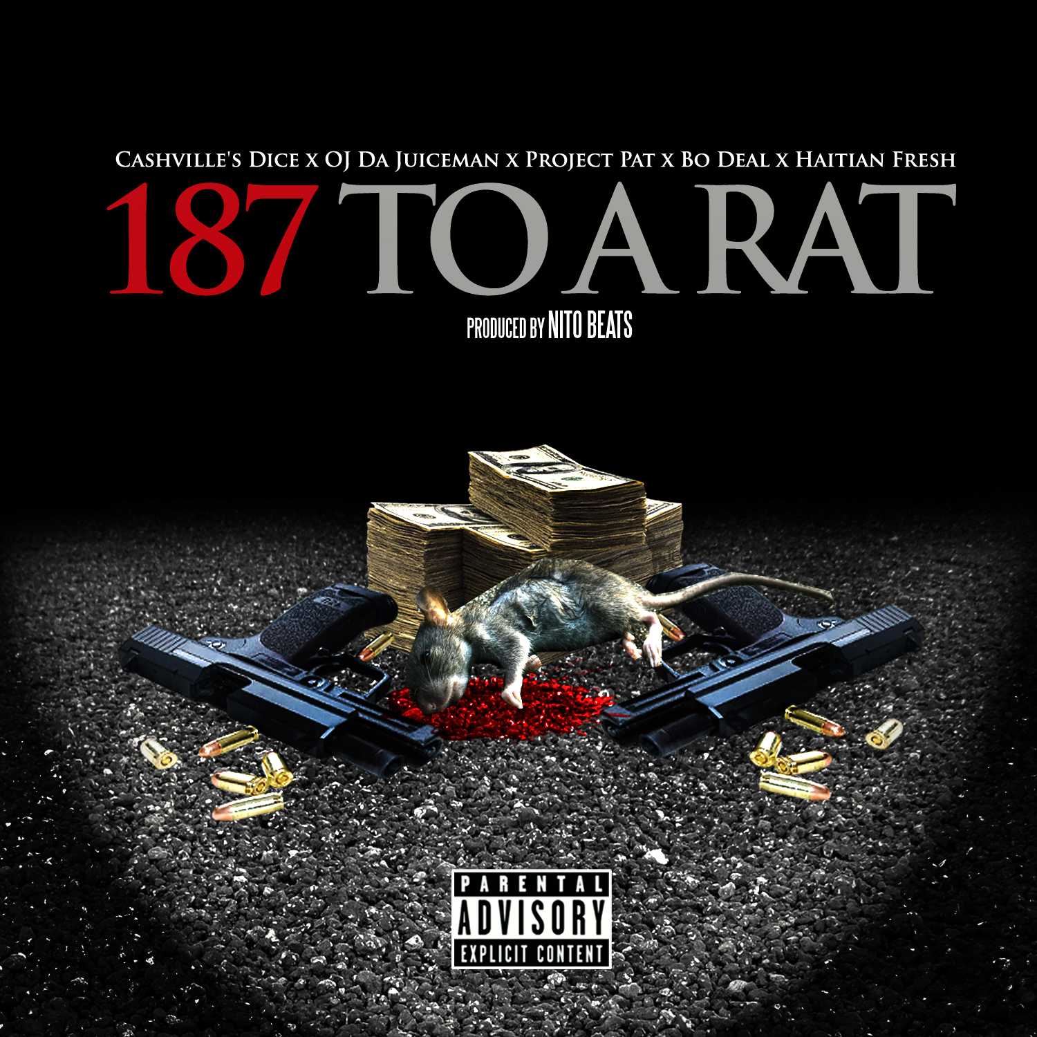 187 to a rat front