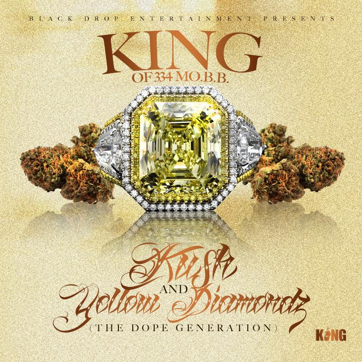 KING [334 Mobb] – Kush & Yellow Diamondz