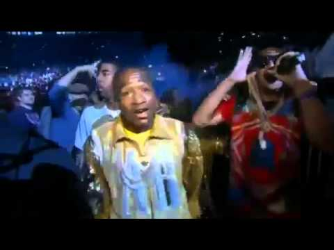 French Montana Escorts Adrien Broner To The Ring