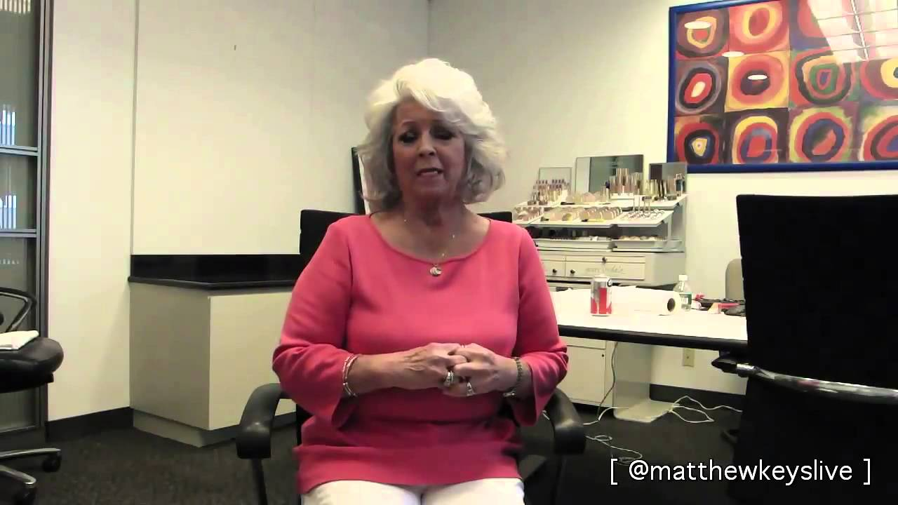 Paula Deen Issues Apology For Racial Slurs